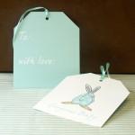 Big Gift Tags – Blue