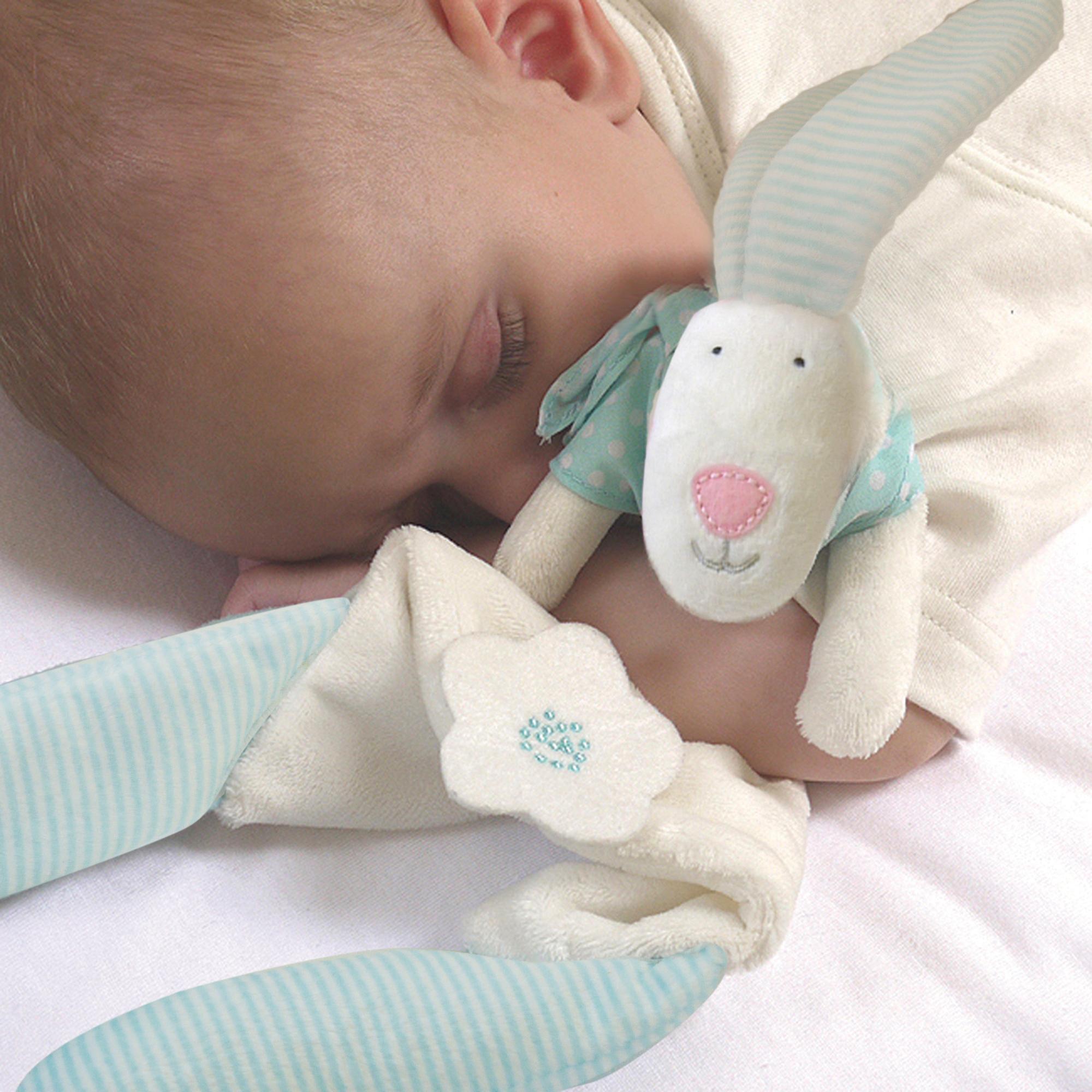 dolly dainty baby double pack slumbersac comforter