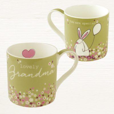 DYKM26 grandma mug
